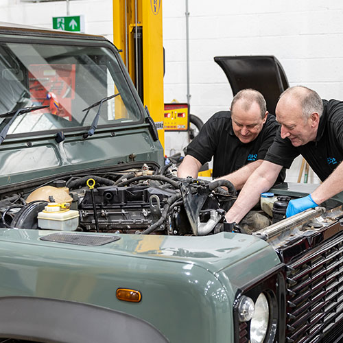 Land Rover Repair Specialists Ripon