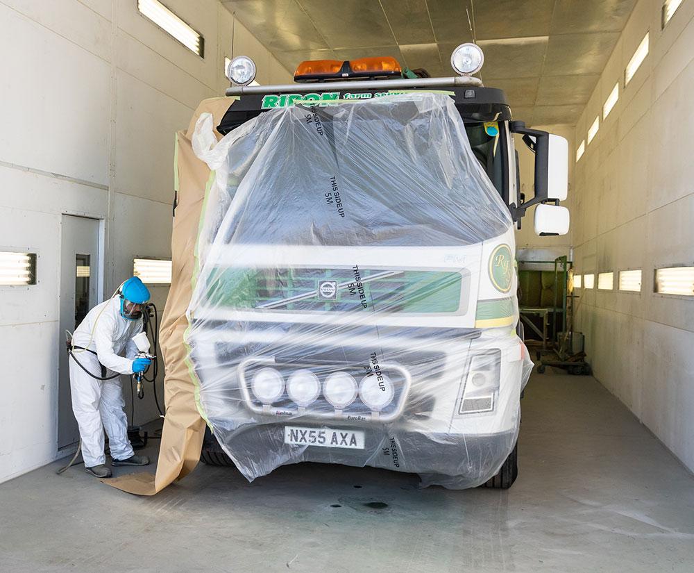 HGV & Leisure Vehicles