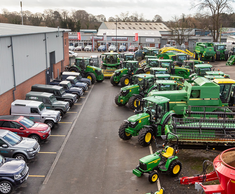 4x4 / Agricultural Specialists